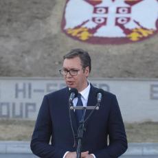 Pročitajte ceo GOVOR Aleksandra Vučića na otvaranju autoputa Miloša Velikog
