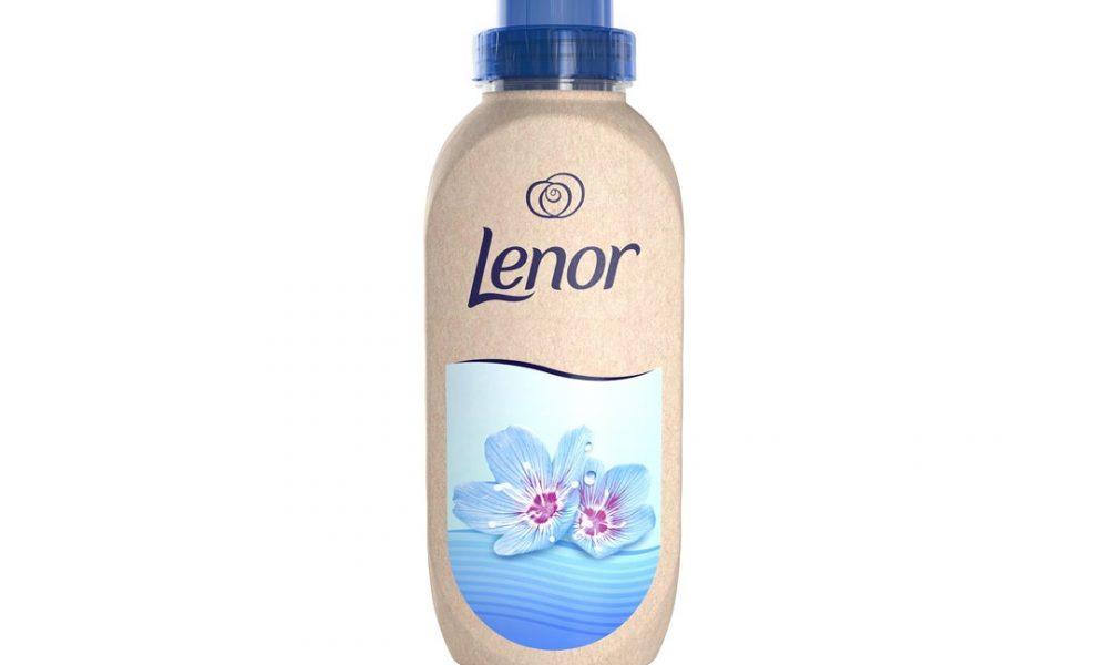 Procter & Gamble najavio Lenor papirne boce
