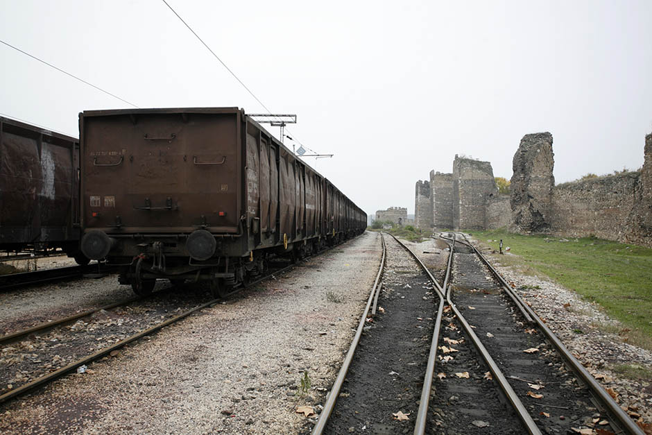 Dimitrovgrad: Tečni naftni gas procurio iz vagona