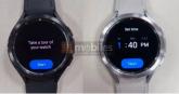 Procurile fotografije novog Samsungovog sata Galaxy Watch 4 Classic