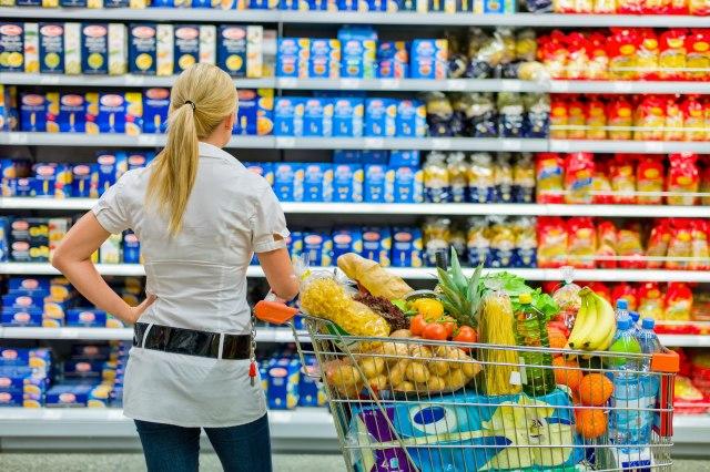 Prodaja u marketima na severu Italije porasla 73 odsto