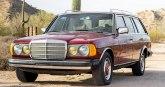 Prodaje se legendarni Mercedes