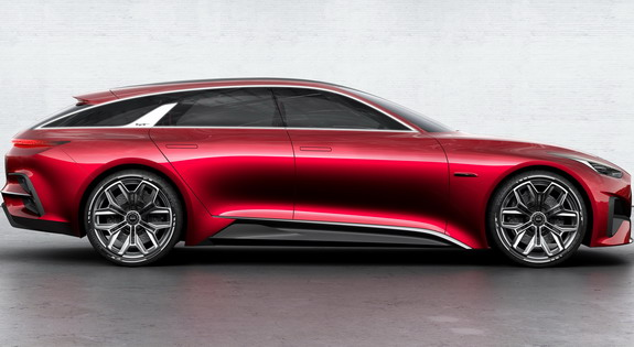 Produkcijski KIA Proceed Shooting Brake na Sajmu u Parizu