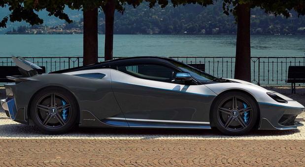 Produkcijski Pininfarina Battista najavljen za 12. avgust