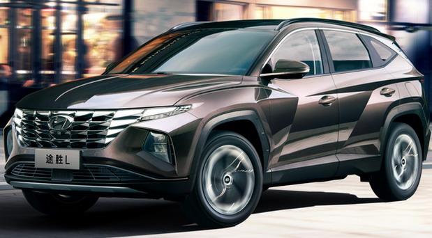 Produženi Hyundai Tuscon L za Kinu