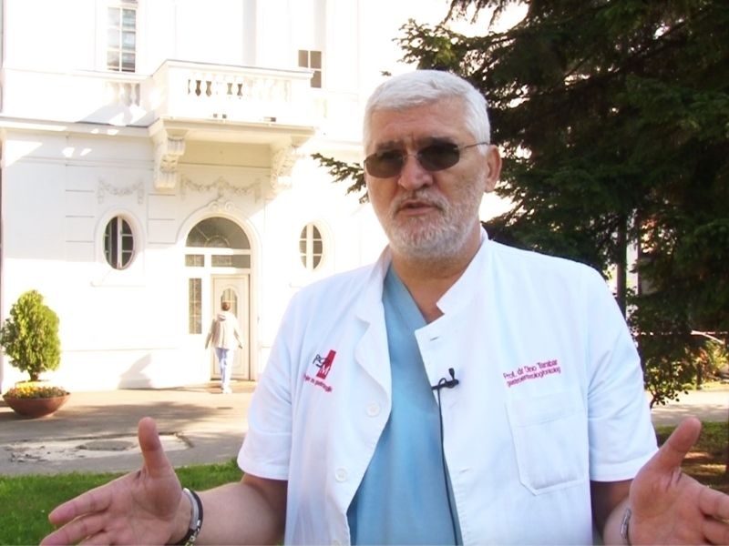 Prof. dr Dino Tarabar o inflamatornim bolestima creva