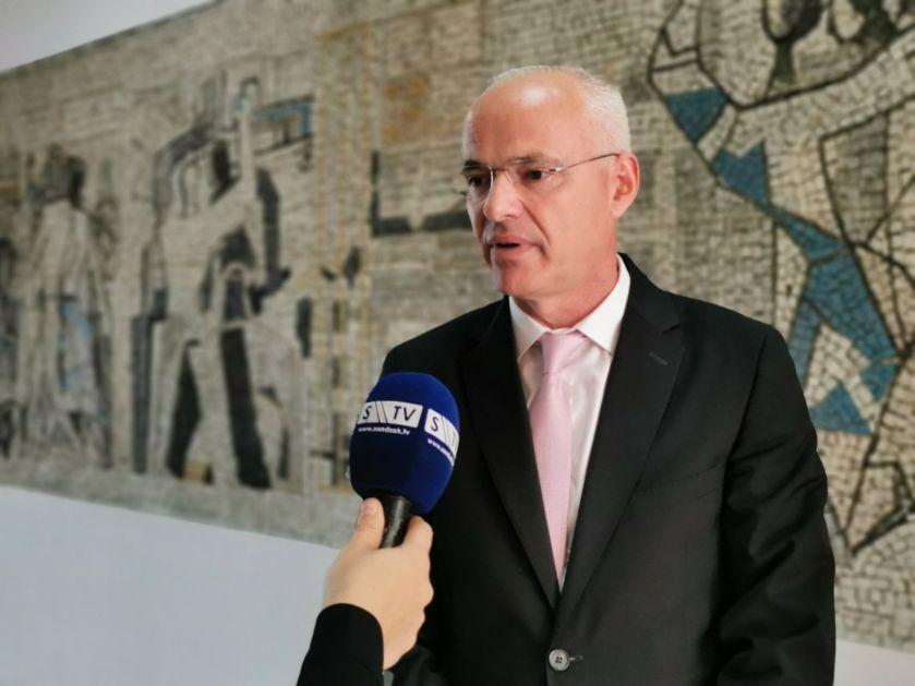 Prof.dr. Hajradin Radončić novoizabrani predsjednik SUBNOR-a u N. Pazaru