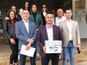 """Proglašena Izborna lista """"Metla 2020 - Da počistimo Vranje - Oliver Stojković"""""""
