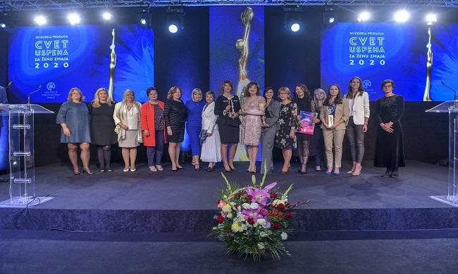 Proglašene najbolje preduzetnice i rodno najsenzitivnije kompanije u Srbiji