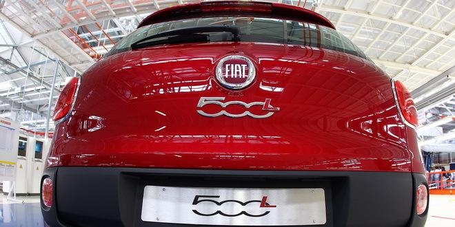 Proizvodnja fijata 500L u Kragujevcu zaustavlja se do 1. oktobra