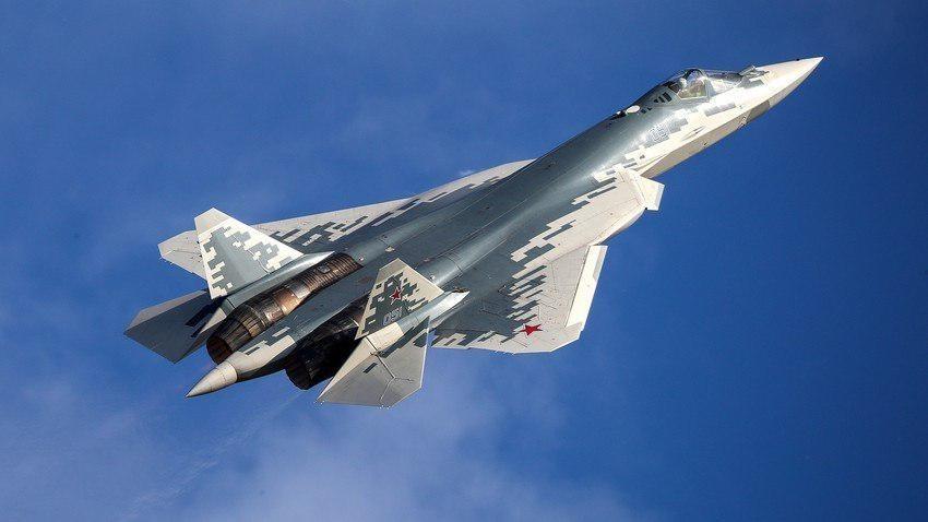 "Projekat ""Megapolis"": ruska vojna industrija započela rad na lovcu ""Super-Suhoj"""