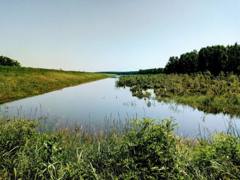 Projekat Nova kultura vode u Senti