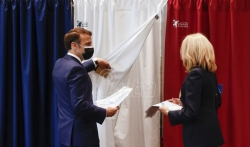 Projekcije: Konzervativcima najviše glasova na regionalnim izborima u Francuskoj
