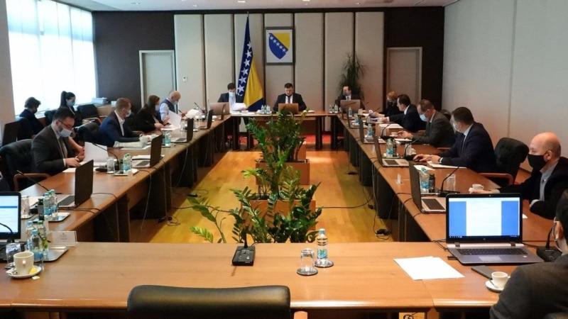 Vijeće ministara BiH dostavit će SIPA-i dokumentaciju o nabavci vakcina