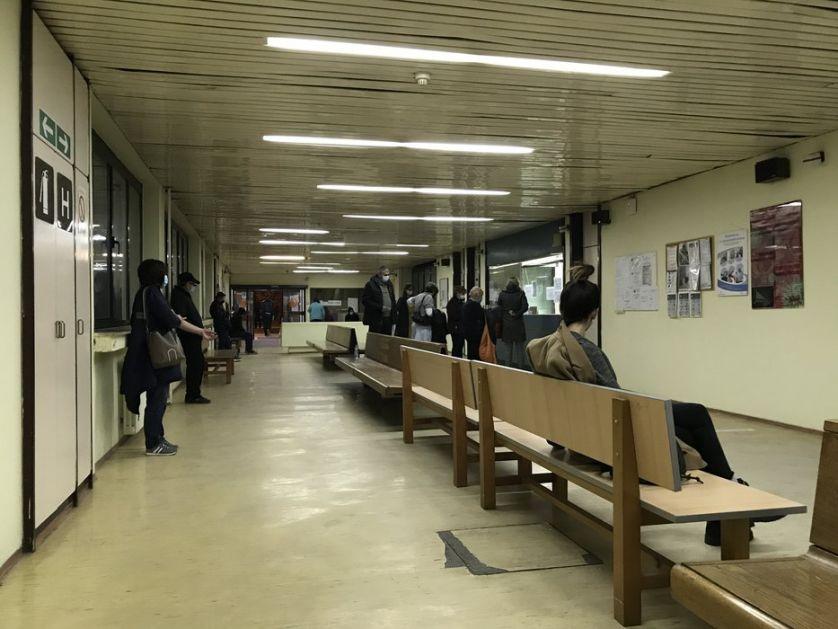 Prokupačka bolnica: 27 obolelih,od 100 pregleda 2 za bolnicu