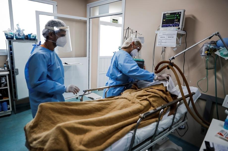 Prokuplje: U bolnici 38 obolelih, 26 na kiseoniku, 277 pregleda