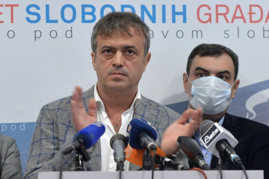 Prolaznik udario Trifunovića, uhapšene dve osobe