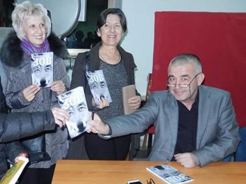 Promocija zbirke pesama leskovačkog autora u Brestovcu