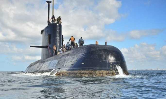 Pronađena argentinska podmornica nestala pre godinu dana