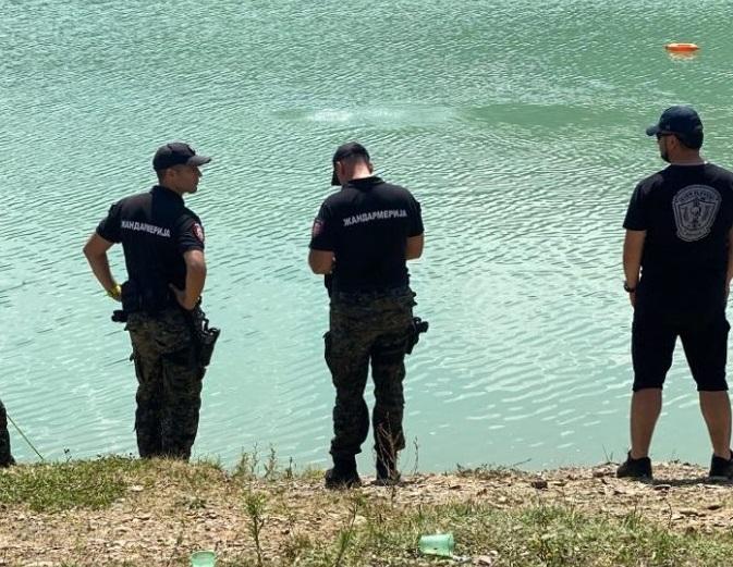 Pronađeno tijelo mladića koji se utopio na jezeru Gazivode (Video)