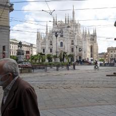 Propisi pooštreni: Italijanska vlada produžila obavezu nošenja maski