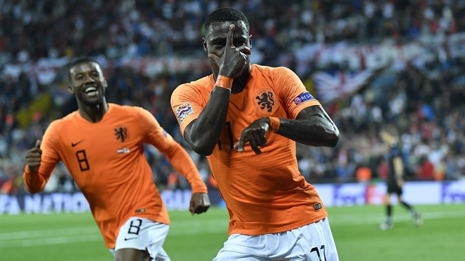 Proradila holandska mašina - finale!