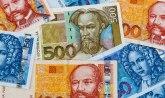 Prosečna neto plata u Hrvatskoj za jul 866,4 evra