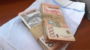 Prosečna neto zarada za mart 59. 681 dinar
