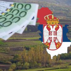 Prosečna plata u Srbiji veća za 12 odsto: Dostiže skoro 60.000 dinara
