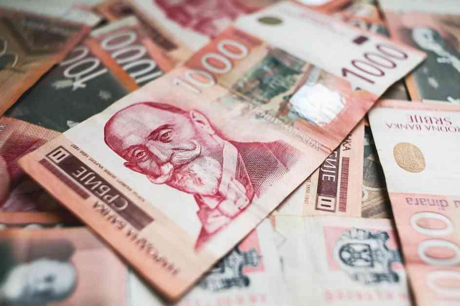 Prosečna septembarska plata 47.920 dinara