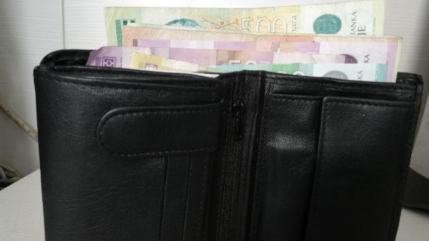 Prosečna zarada u septembru skoro 48.000 dinara