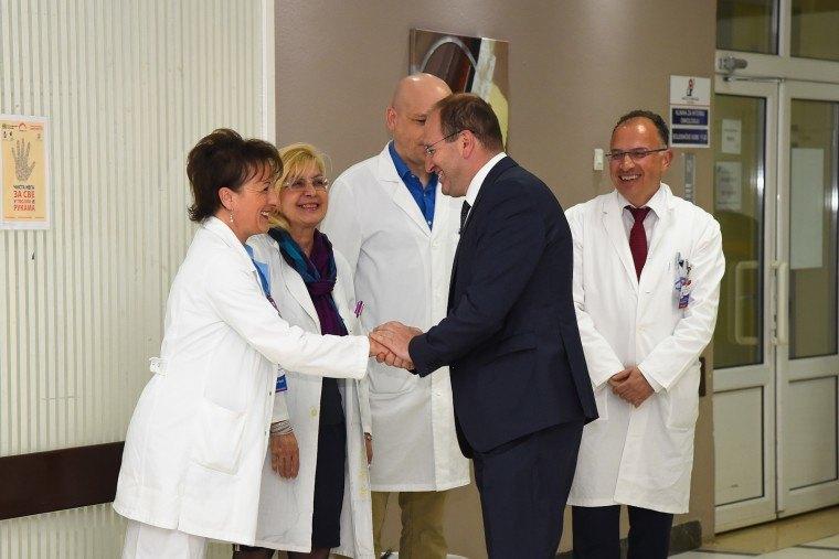 Proširuje se Institut za onkologiju - gradiće se Kamenica 3