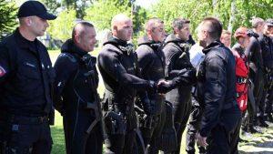 Počela svečanost povodom Dana policije