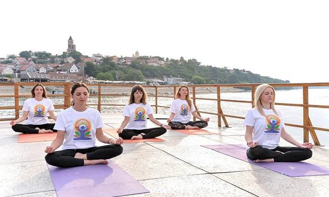 Proslava Međunarodnog dana joge