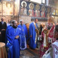 Proslavljena slava Svetog Arhangela Gavrila