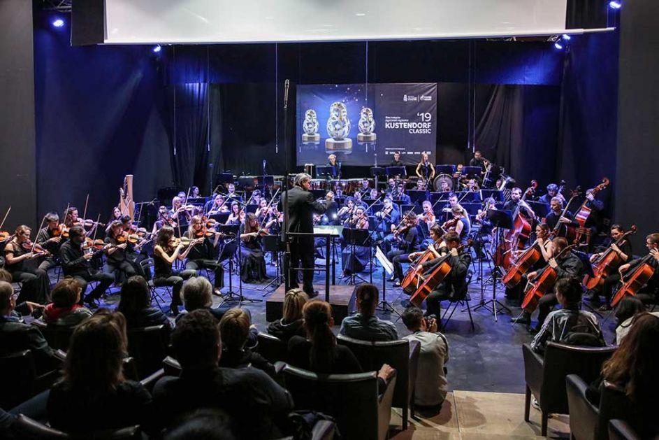 """Proslavljeni pijanista i bariton druge večeri """"Kustendorf klasik"""" muzičkog festivala"""