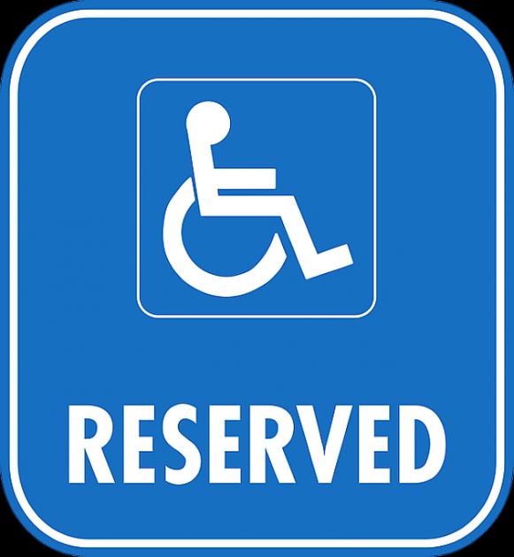 Prošlogodišnje parking karte za osobe sa invaliditetom važe i 2021.