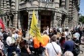 Prosvetari ispred Vlade: Hoćemo manji broj učenika u odeljenjima
