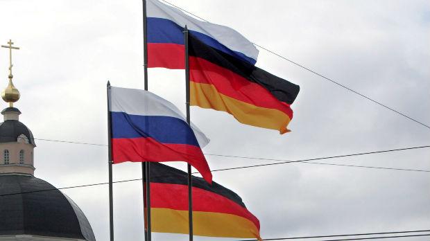 Proterane nemačke diplomate iz Moskve, ambasador na razgovoru