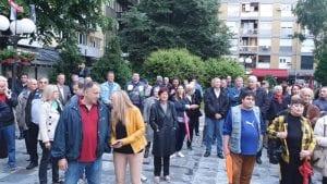 Protesti 1 od 5 miliona u Valjevu, Novom Sadu, Šapcu i Kruševcu