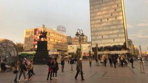 Protest: Čemu popločavanje popločanog u Nišu?