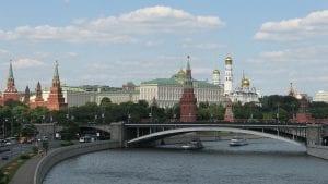 Protest Moskve američkoj ambasadi zbog podrške demonstrantima
