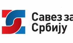 Protest Saveza za Srbiju u Novom Sadu u znaku podrške radniku iz Kuršika