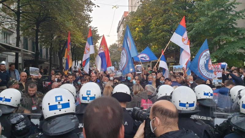 Festival 'Mirëdita' otvoren, policija zaustavila desničara nedaleko od mesta održavanja