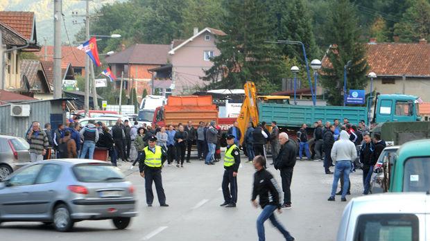 Završen protest građana Zubinog Potoka