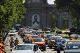 Protest hiljade desničara protiv španske vlade FOTO