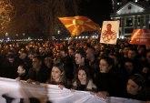 Protest opozicije na ulicama Skoplja: Protiv nepravde vlasti Zorana Zaeva
