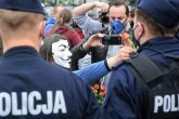 Protest privrednika u Varšavi, policija ponovo hapsila