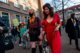 Protest seksualnih radnika u Holandiji FOTO