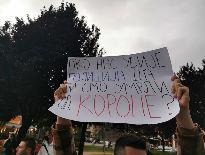 Protest, šetnja i poziv policiji da stane uz narod